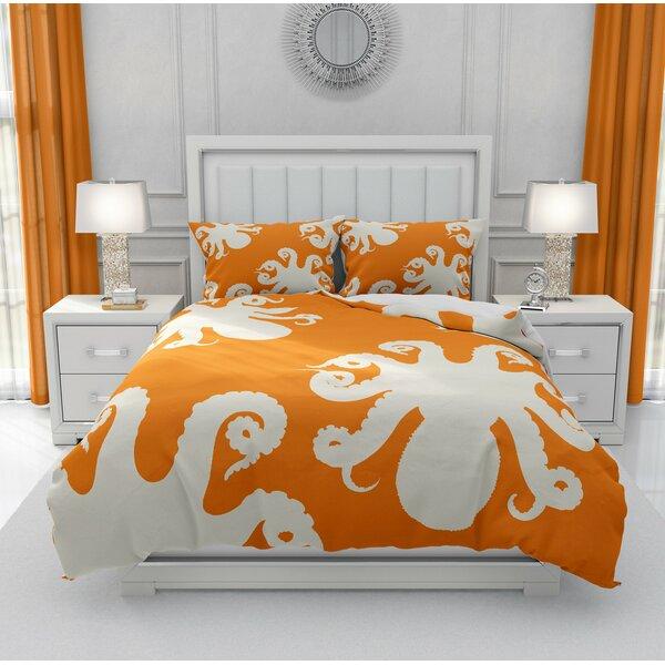 Kaat Octopus Duvet Cover Set