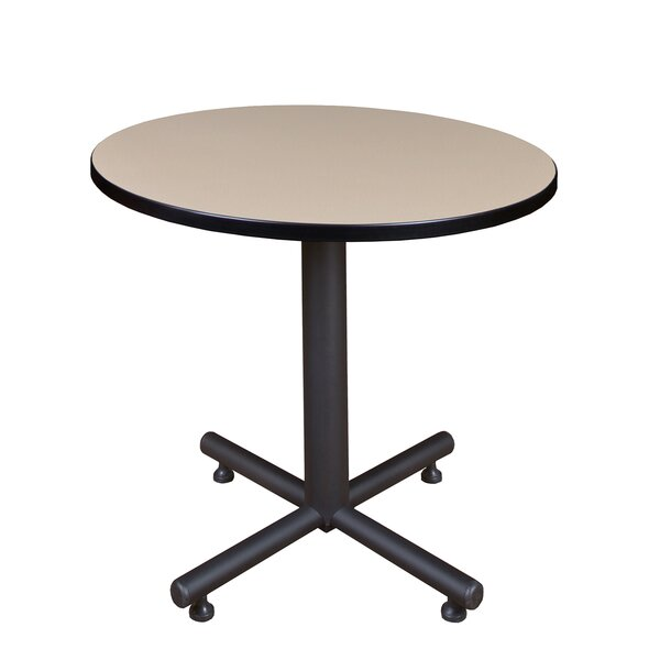 Marin 30 Round Breakroom Table by Symple Stuff