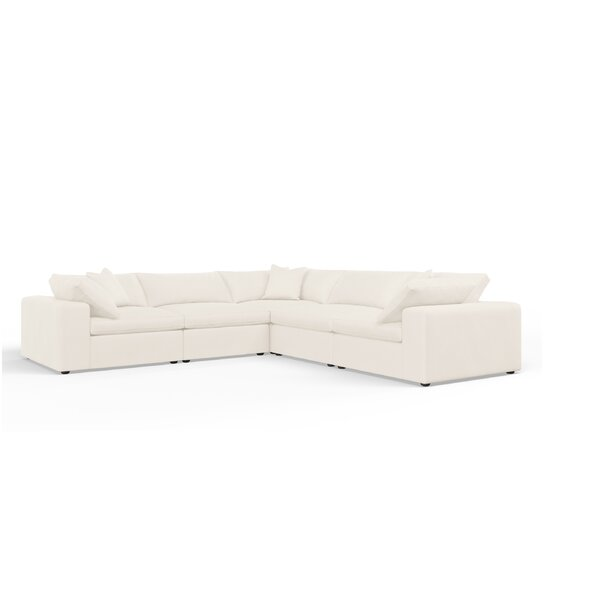 Cameron Modular Sectional by Wayfair Custom Upholstery™