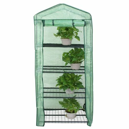 0.5 Ft. W x 1.57 Ft. D Mini Greenhouse by Zeny