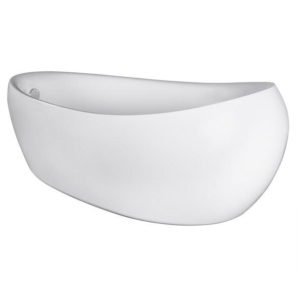 69'' x 33'' Freestanding Soaking Bathtub by AKDY