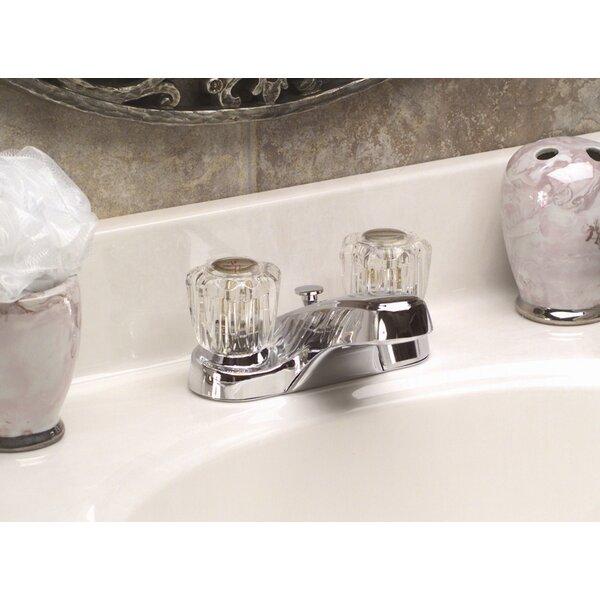 Bayview Centerset Knob Bathroom Faucet by Premier Faucet