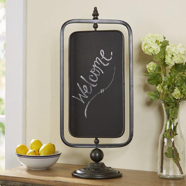 Orston Swivel Tabletop Chalkboard by Birch Lane™