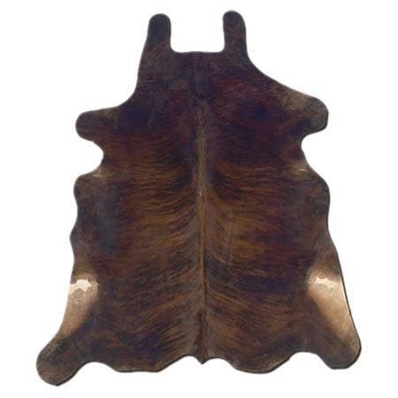 Osborn Dark Brindle Cowhide by Union Rustic