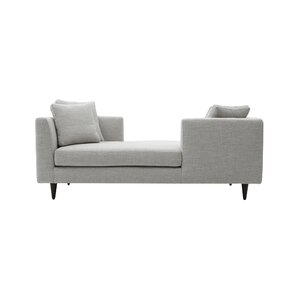 Corvi Double End Chaise Lounge  sc 1 st  Wayfair.com : wide chaise - Sectionals, Sofas & Couches