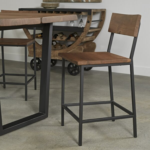 Sonnier Solid Wood Dining Chair (Set Of 2) By Union Rustic Great price