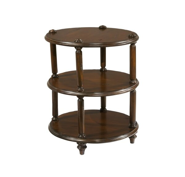 Cleckheat 3 Tier End Table by Fleur De Lis Living