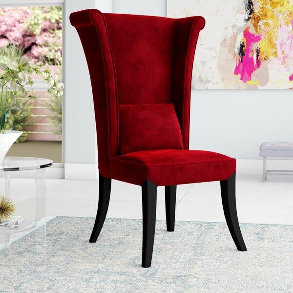 Borrego Wingback Chair by Willa Arlo Interiors