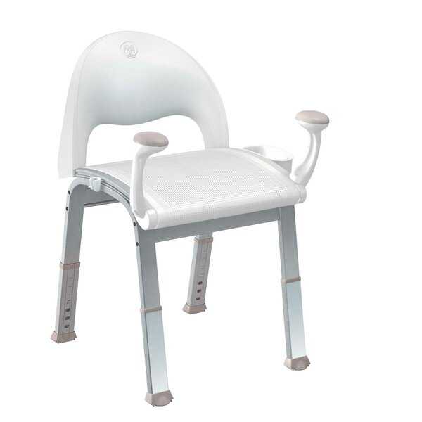 Premium Shower Chair by Home Care by Moen