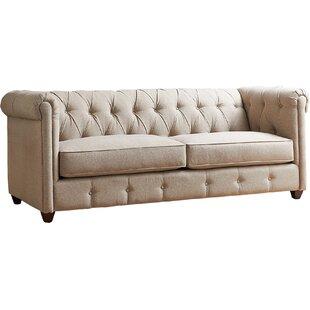 Keegan Chesterfield Sofa
