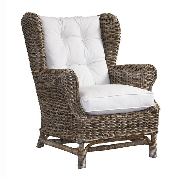 Bullis Wingback Chair by Gracie Oaks