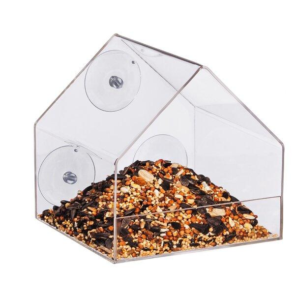Abode Tray Bird Feeder by Evergreen Enterprises, Inc