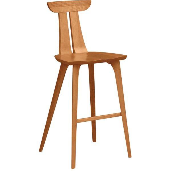 Estelle 30 Bar Stool by Copeland Furniture