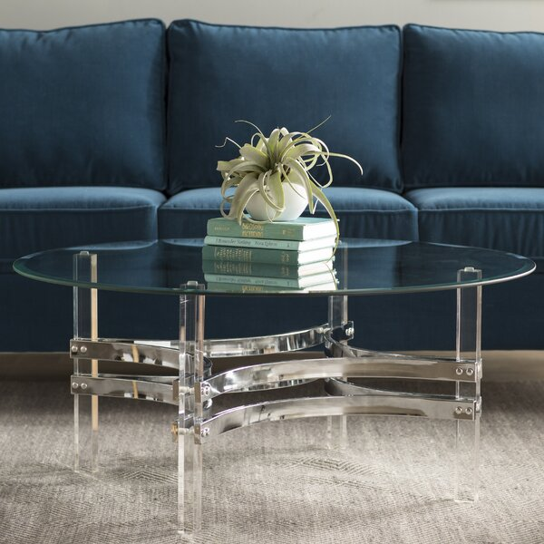 Demetri Coffee Table by Orren Ellis
