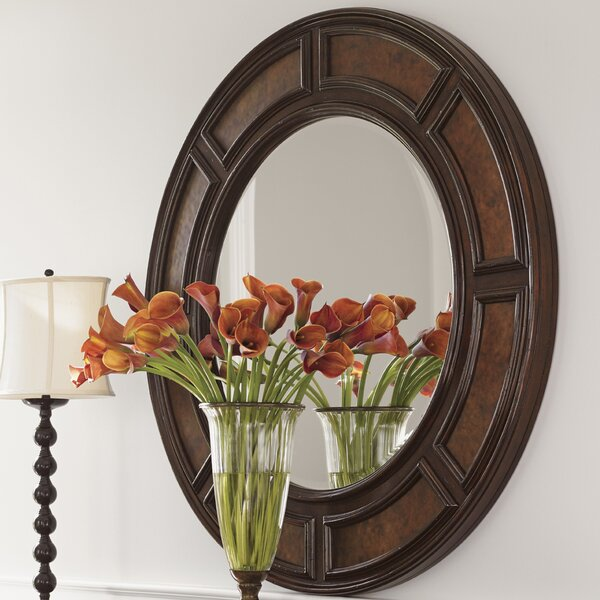 Kilimanjaro Round Dresser Mirror by Lexington