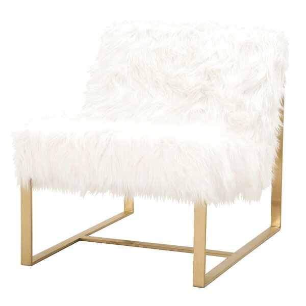 Trisara Slipper Chair by Orren Ellis