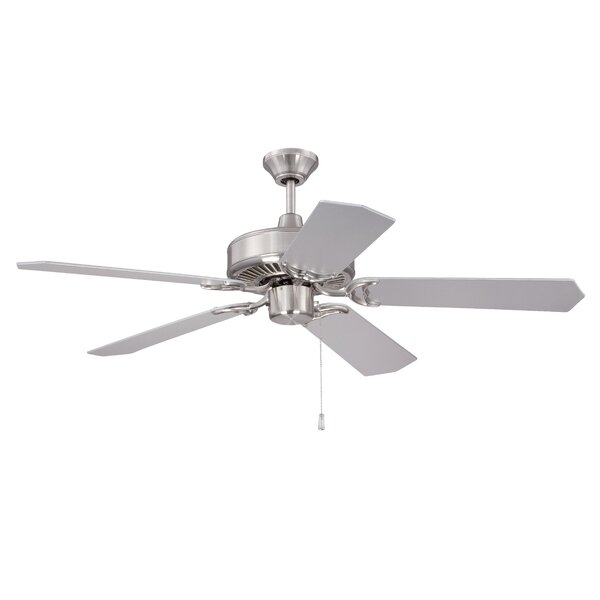 52 Legere 5 Blade Ceiling Fan by Red Barrel Studio