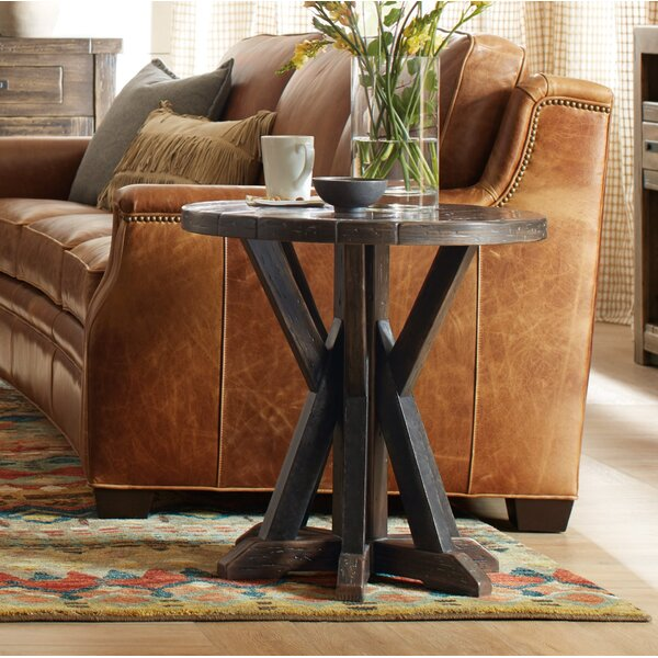 Roslyn County End Table by Hooker Furniture Hooker Furniture