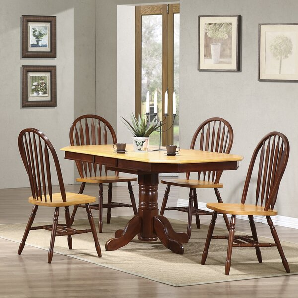Irie 6 Piece Dining Set by Loon Peak