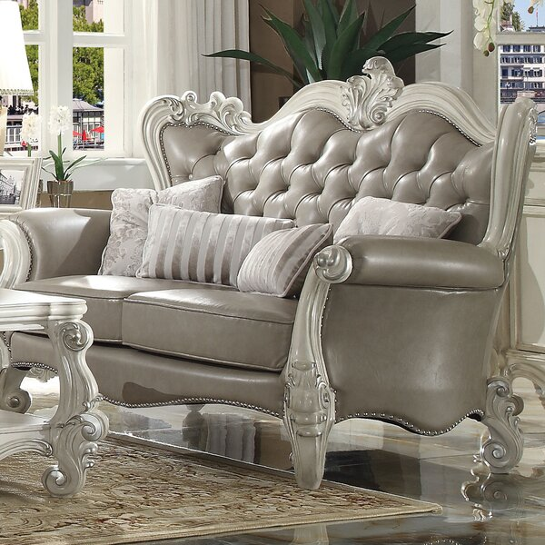 Dashing Ricka Loveseat by Astoria Grand by Astoria Grand