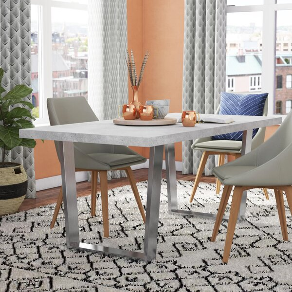 Hysley Dining Table by Brayden Studio