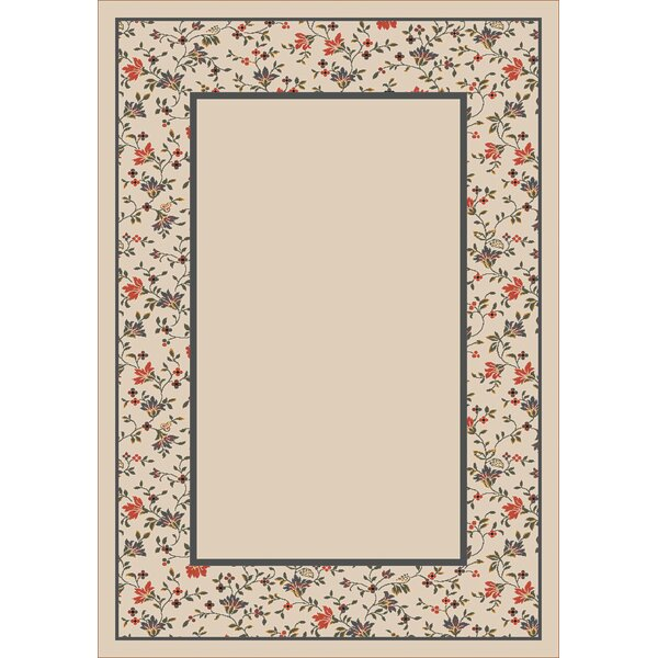 Design Center Opal Garden Glory Area Rug by Milliken