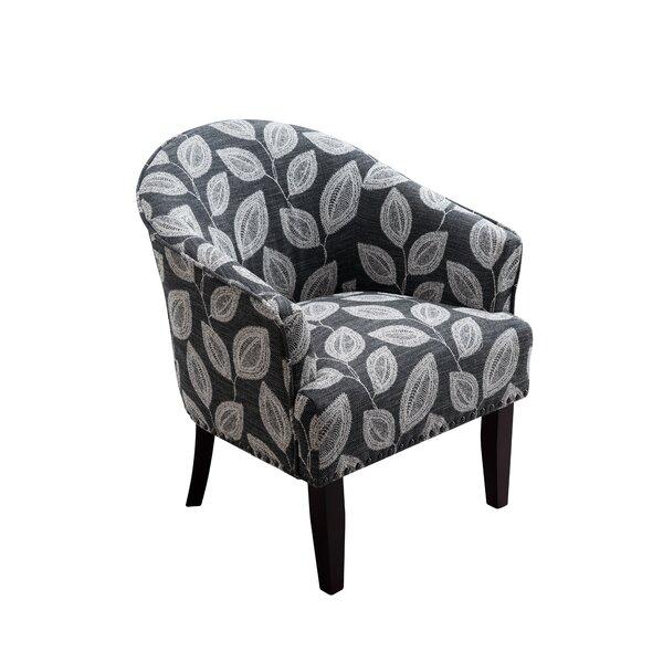 Micadeau Barrel Chair By Latitude Run