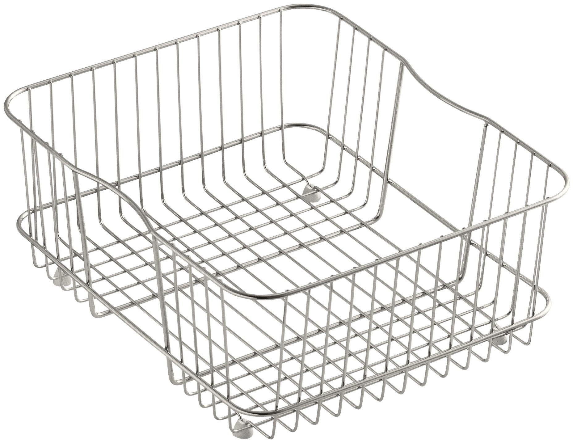 K-3277-ST Kohler Coated Sink Basket for Undertone and Iron/Tones ...
