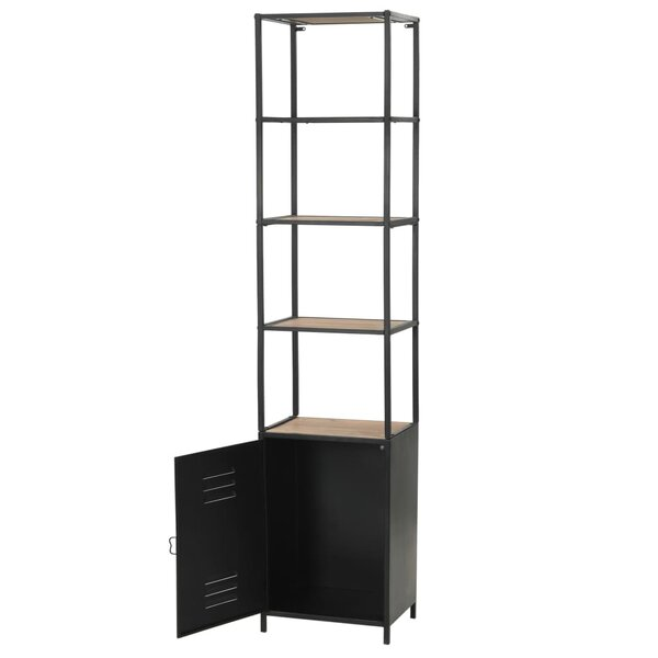 Hallberg Etagere Bookcase by 17 Stories 17 Stories