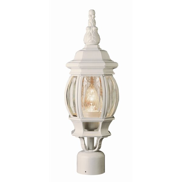 Claypool Small 1-Light Lantern Head by Astoria Grand