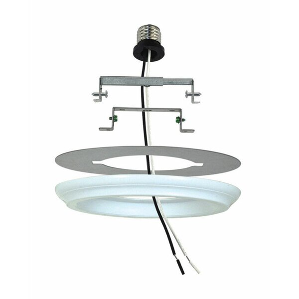 Recessed Can Converter Canopy by Westinghouse Lighting