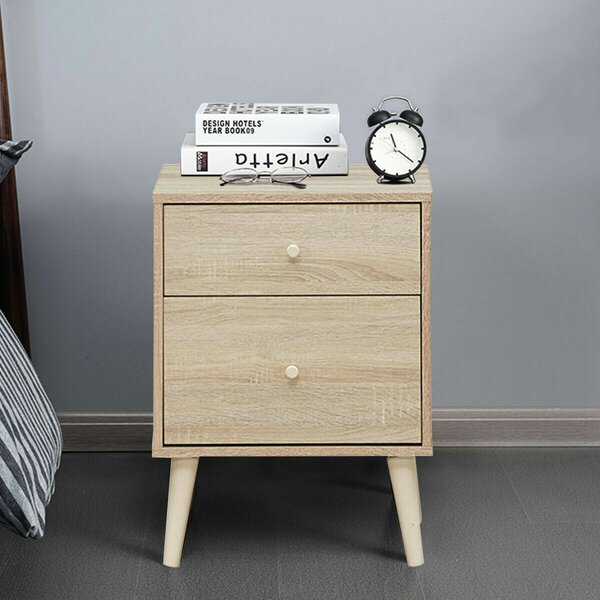 Seidl 4 Drawers Nightstand by Corrigan Studio