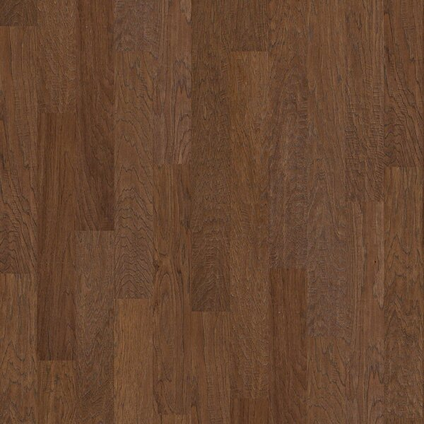 Blackburn 5 Engineered Hickory Hardwood Flooring in Alma by Shaw Floors