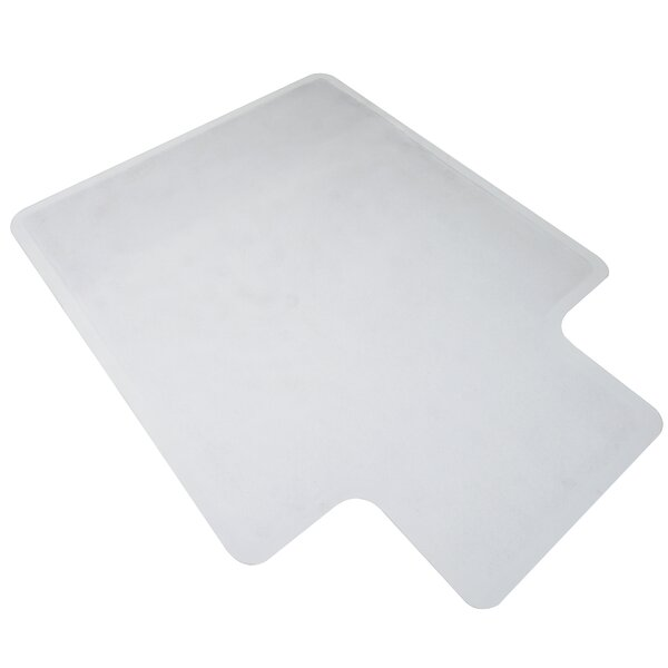 Hard Floor Straight Chair Mat by Essentials