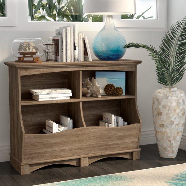 Mouton Bin Standard Bookcase by Beachcrest Home