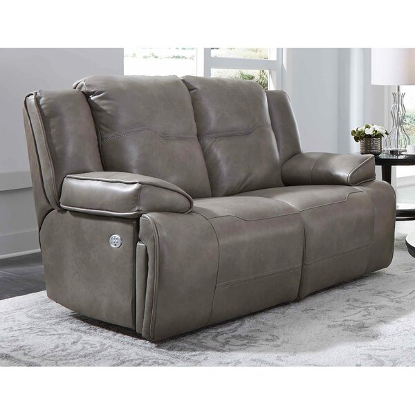 Best Of The Day Major League Reclining Loveseat by Southern Motion by Southern Motion