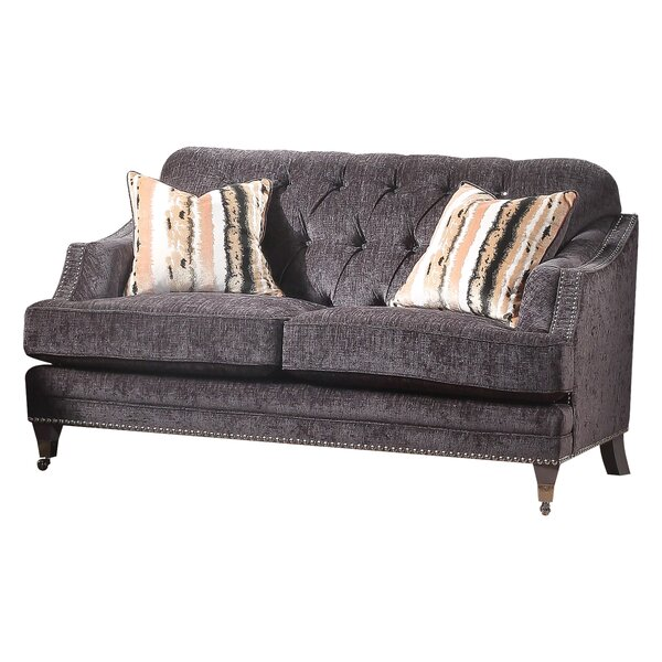 Richlands Loveseat by Charlton Home