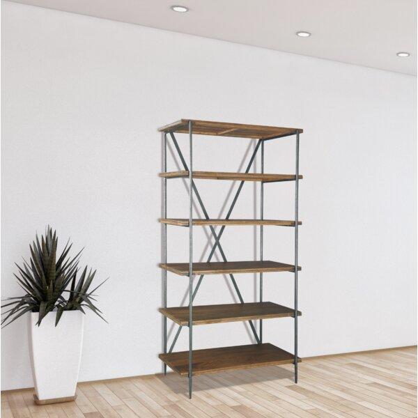 Review Aliceville Etagere Bookcase