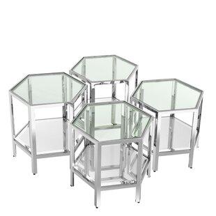 Aramis Coffee Table (Set of 4)