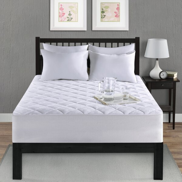 Essential 1 Polyester Mattress Pad by Sure Fit
