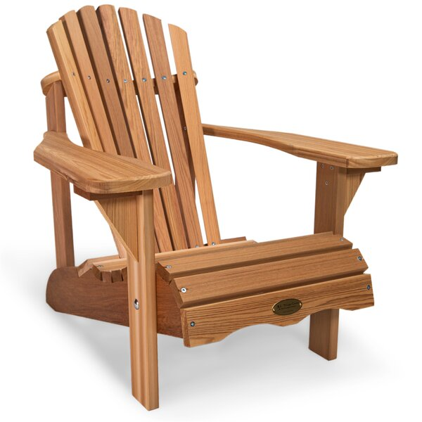 Ardoin Child Solid Wood Adirondack Chair by Union Rustic Union Rustic