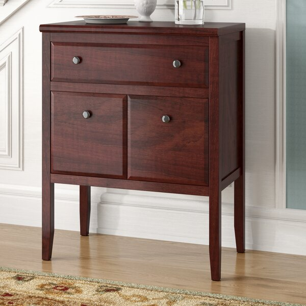 Harewell 3 Drawer Accent Chest by Charlton Home