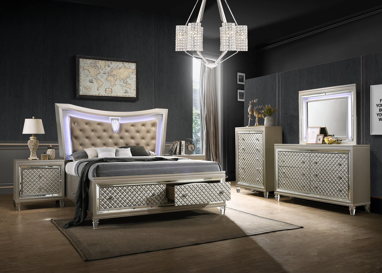 Rosdorf Park Chad Standard 5 Piece Bedroom Set Wayfair