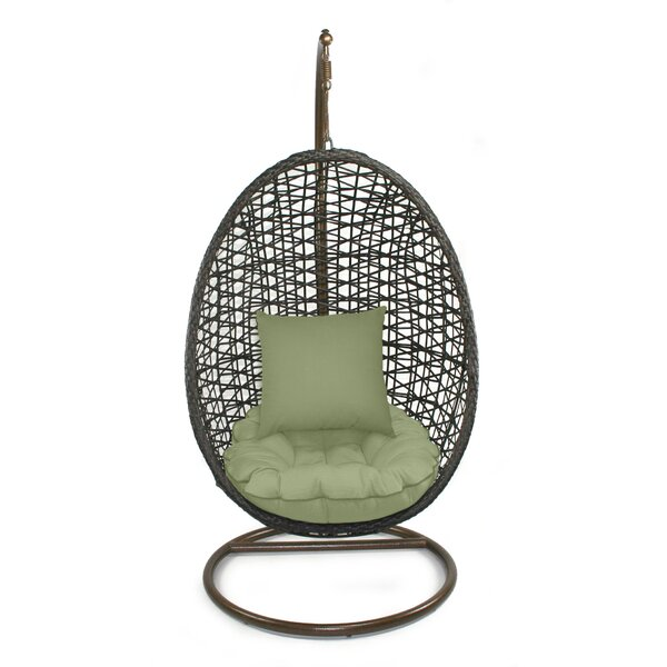 Skye Bird's Nest Swing Chair with Stand by Patio Heaven