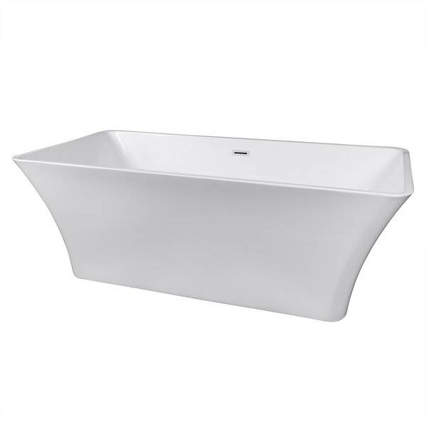 67 x 31.5 Soaking Bathtub by AKDY