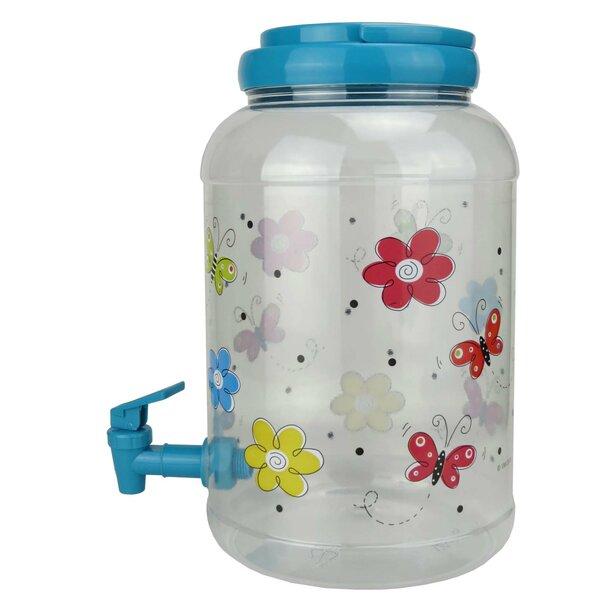 Sun Tea 159 Oz. Beverage Dispenser by American Maid Plastic