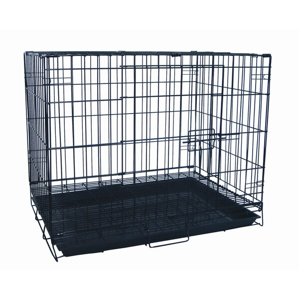 Foldable Light Duty Door Pet Crate by YML