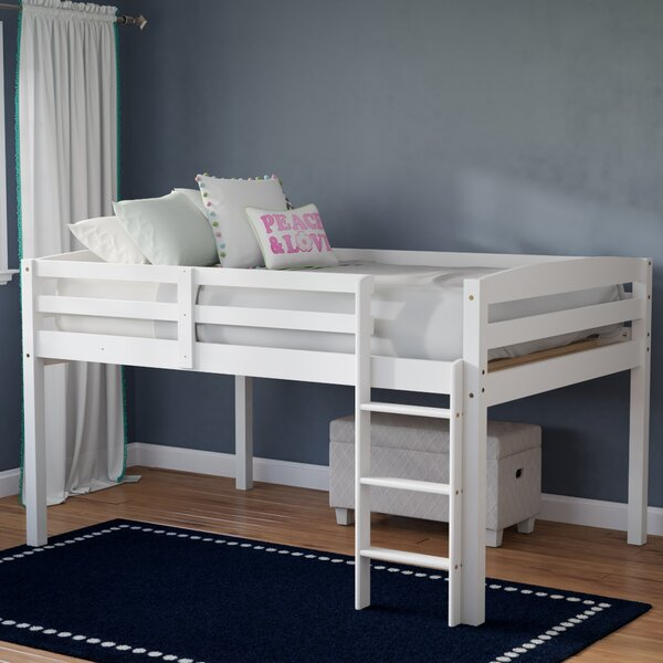 Mallika Junior Loft Bed By Mack & Milo by Mack & Milo New Design