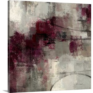 'Stone Gardens II' by Silvia Vassileva Painting Print on Canvas by Great Big Canvas