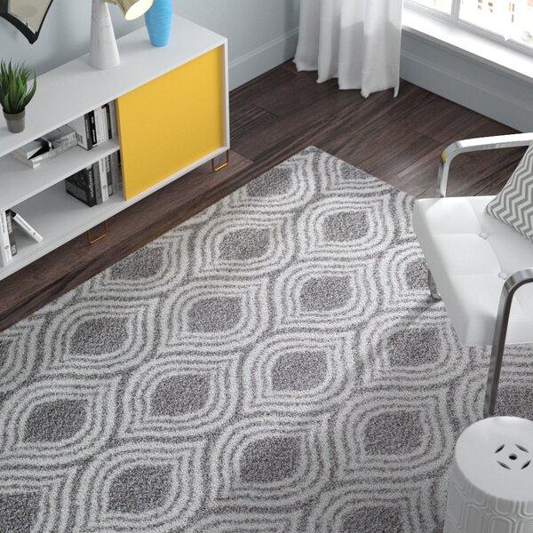 Nannie Gray Area Rug by Zipcode Design